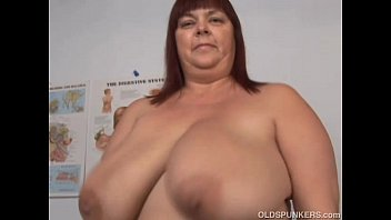 POV belly chubby housewife