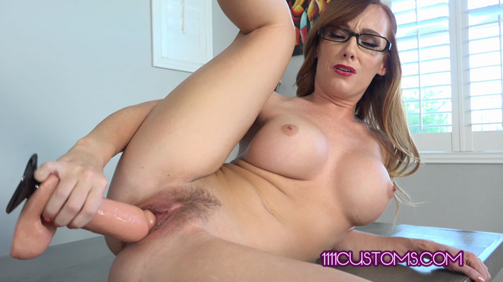 Lacaze recommends Model solo fisting ebony