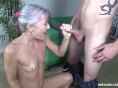 office students anal Grannies